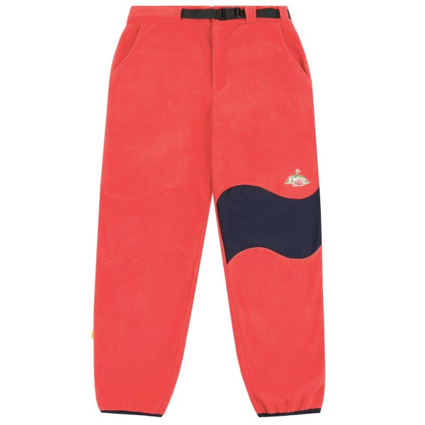 Dime Plein-Air Fleece Pants (Coral)