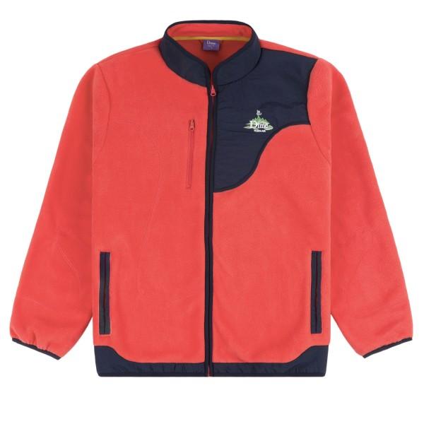 Dime Plein-Air Polar Fleece Jacket (Coral)