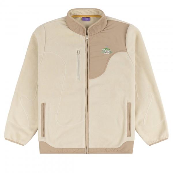 Dime Plein-Air Polar Fleece Jacket (Cream)