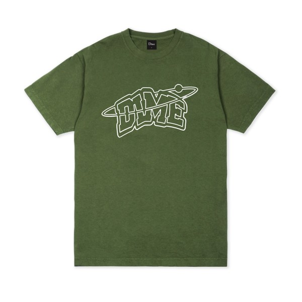 Dime Science T-Shirt (Olive)