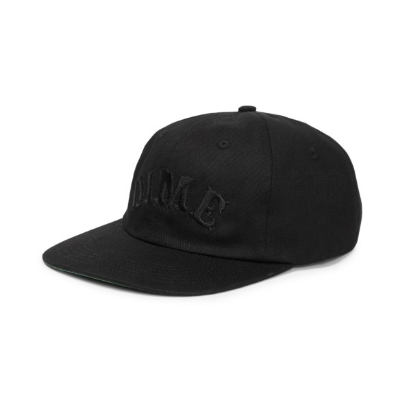 Dime Spell Out Cap (Black)