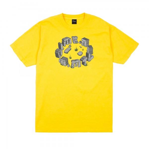 Dime Stone T-Shirt (Yellow)