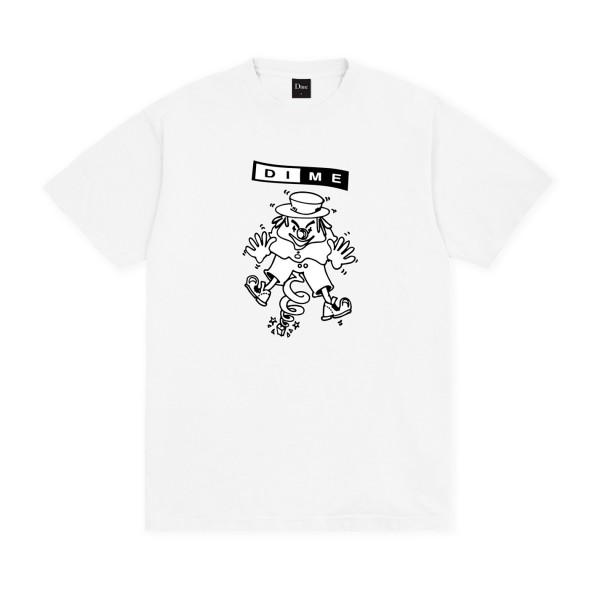 Dime Surprise T-Shirt (White)