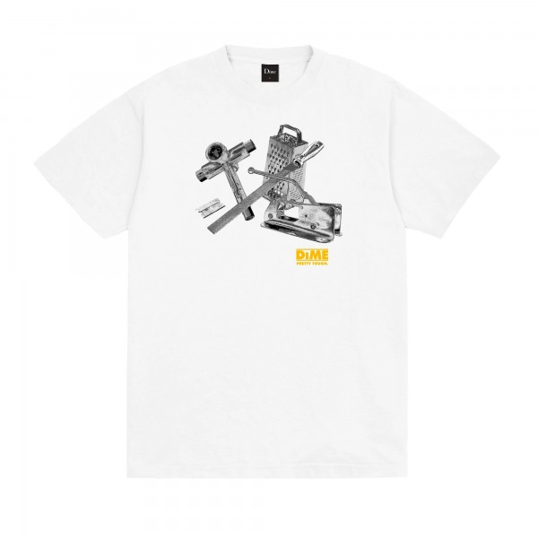 Dime Toolie T-Shirt (White)