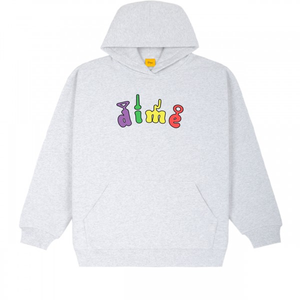 Dime Tubs Pullover Hooded Sweatshirt (Ash)