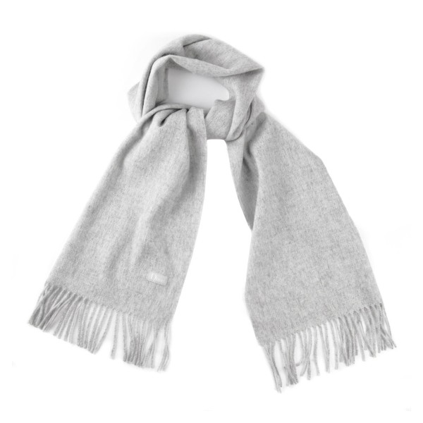 Dime Cashmere Scarf (Grey)
