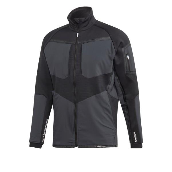 adidas TERREX by White Mountaineering Stockhorn Fleece Jacket (Black)