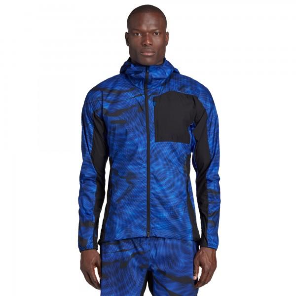 adidas TERREX by White Mountaineering Wind Jacket (Collegiate Royal)