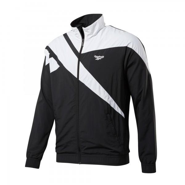 Reebok Classics Vector Track Jacket (Black)