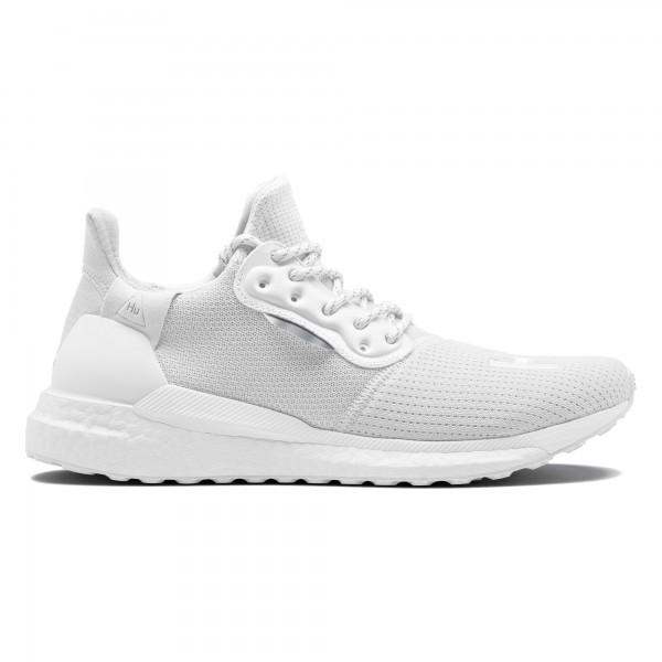 adidas Originals x Pharrell Williams Solar Hu PRD 'Greyscale Pack' (Footwear White/Footwear White/Footwear White)