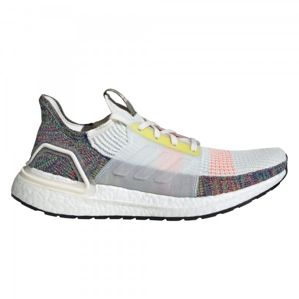 adidas UltraBOOST 19 'Pride' (Cloud White/Scarlet/Bright Yellow)