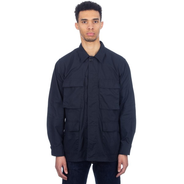 Engineered Garments BDU Jacket (Dark Navy Nyco Ripstop)