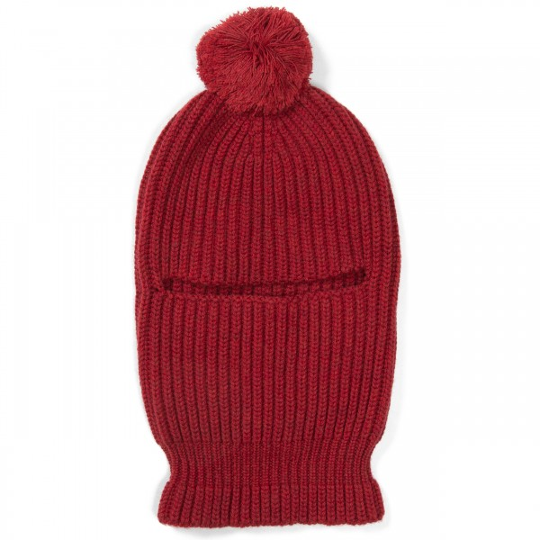 Engineered Garments Face Beanie (Red)