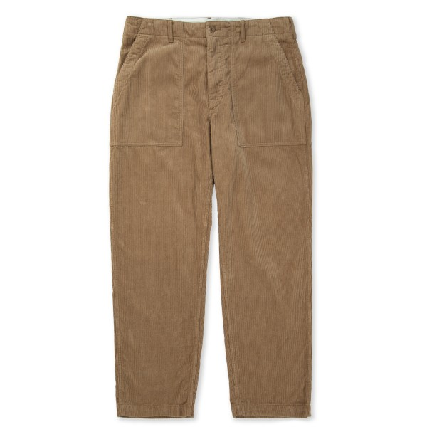 Engineered Garments Fatigue Pant (Khaki 8W Corduroy)