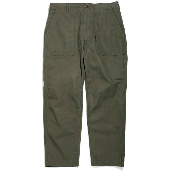 Engineered Garments Fatigue Pant (Olive Heavyweight Cotton)