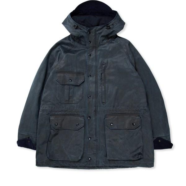 Engineered Garments Field Parka (Dark Navy Coated Twill)