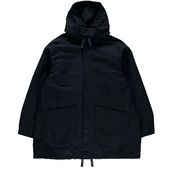Engineered Garments Madison Parka (Navy Cotton Double Cloth)