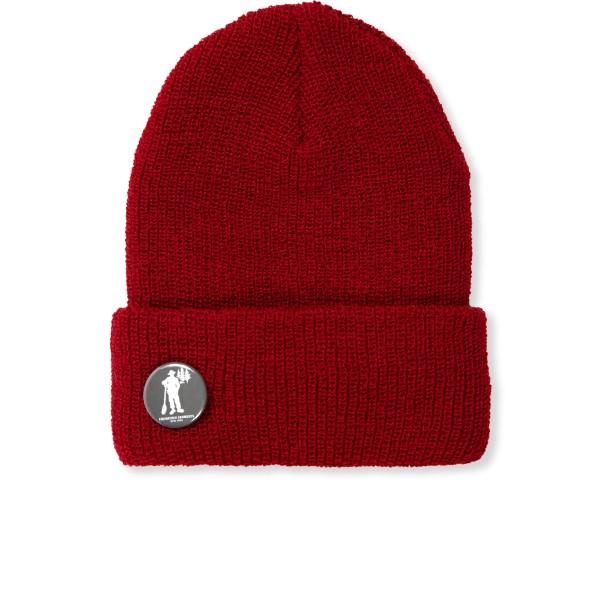 Engineered Garments Wool Watch Cap (Red)