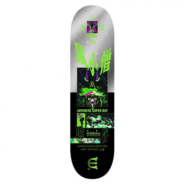 "Evisen Skateboards Kento Yoshioka Skateboard Deck 8.125"""