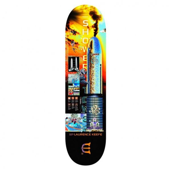 """Evisen Skateboards Laurence Keefe Skateboard Deck 8.25"""""""