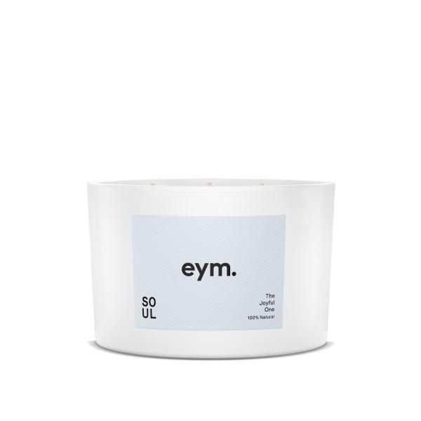 Eym Soul Three Wick Candle 220g (The Joyful One)