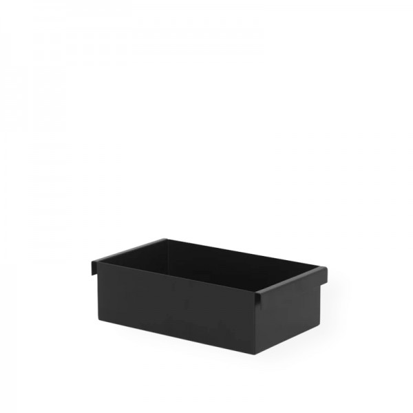ferm LIVING Plant Box Container (Black)