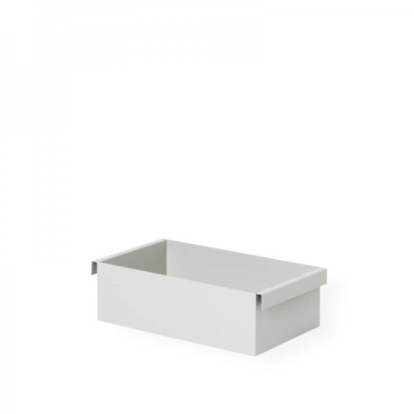 ferm LIVING Plant Box Container (Light Grey)