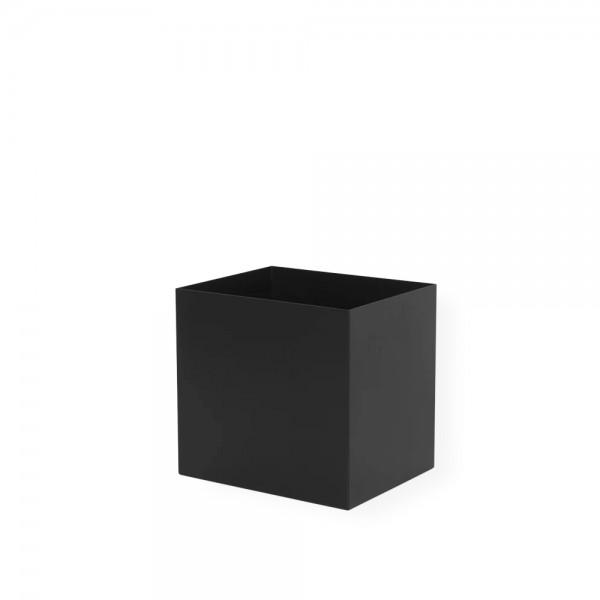 ferm LIVING Plant Box Pot (Black)