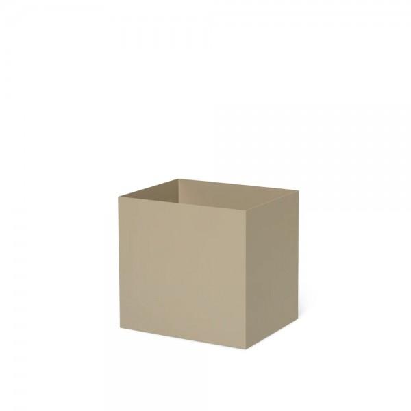 ferm LIVING Plant Box Pot (Cashmere)