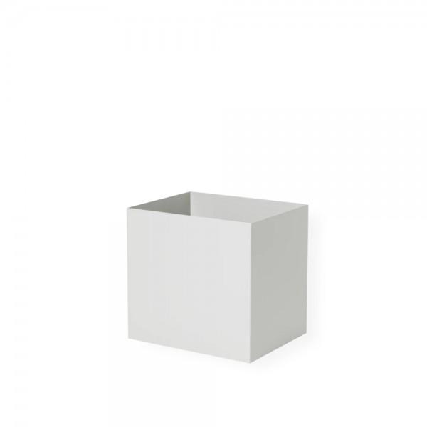 ferm LIVING Plant Box Pot (Light Grey)