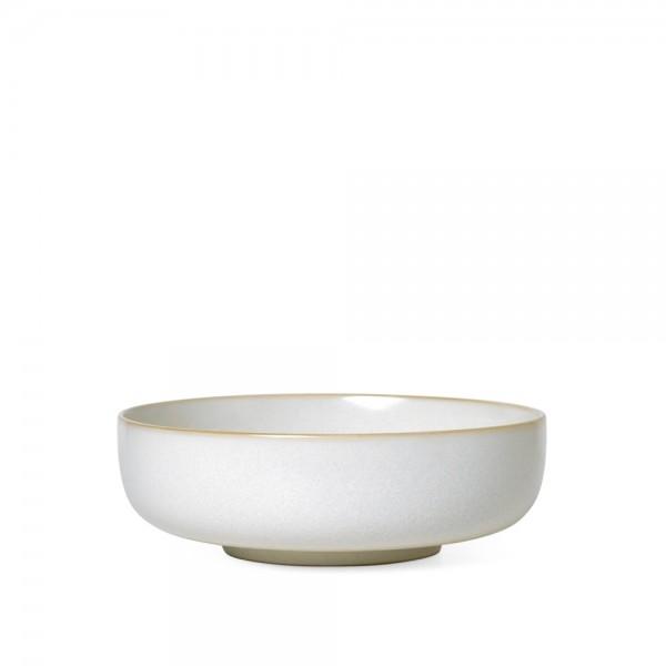 ferm LIVING Sekki Bowl Large (Cream)