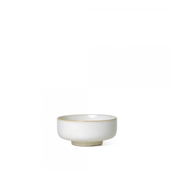 ferm LIVING Sekki Bowl Small (Cream)