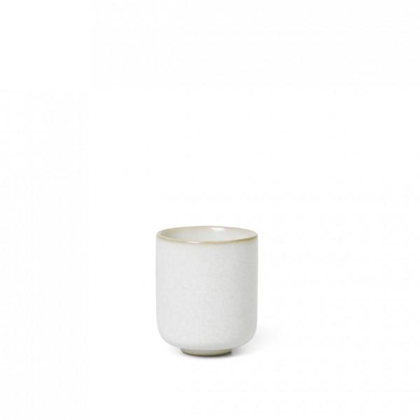 ferm LIVING Sekki Cup Large (Cream)