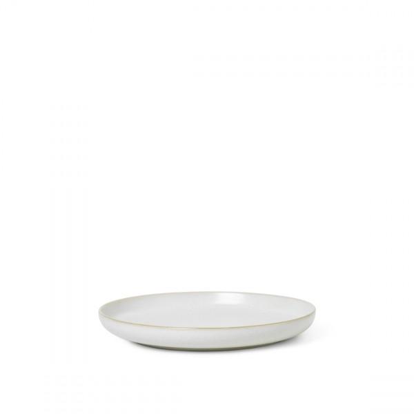 Ferm Living Sekki Plate Small (Cream)