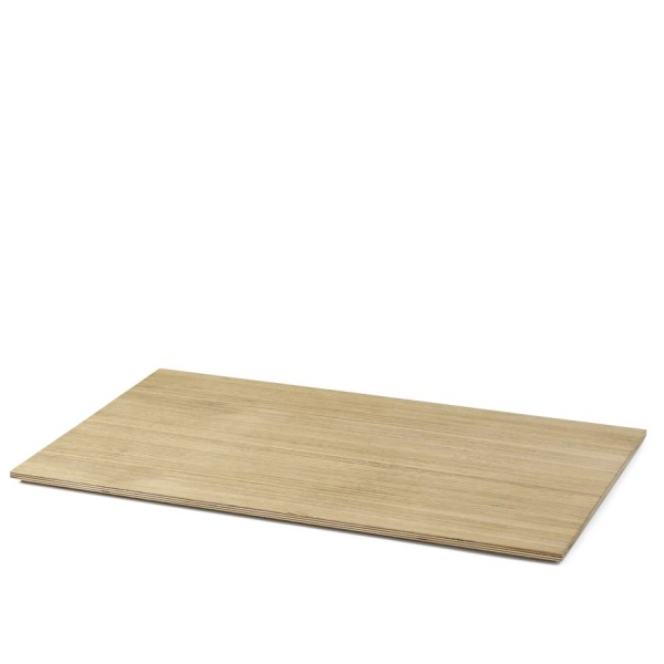ferm LIVING Tray for Plant Box Large (Oiled Oak Wood)