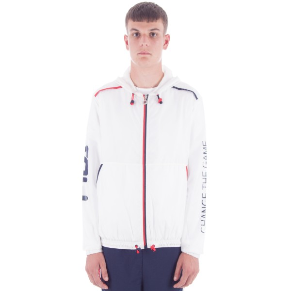 FILA Black Line Perotti Windbreaker (White)