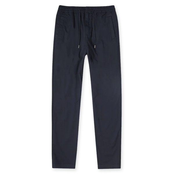 Folk Drawcord Trousers (Airy Navy)