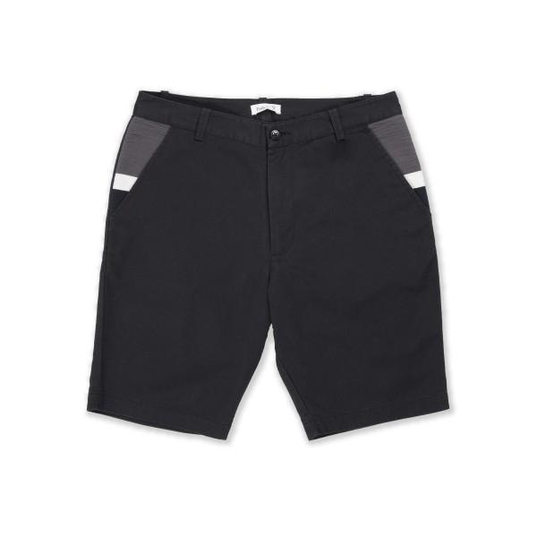 Folk Layered Short (Charcoal)