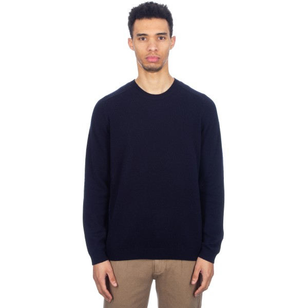 Folk Patrice Crew Neck Sweatshirt (Navy)
