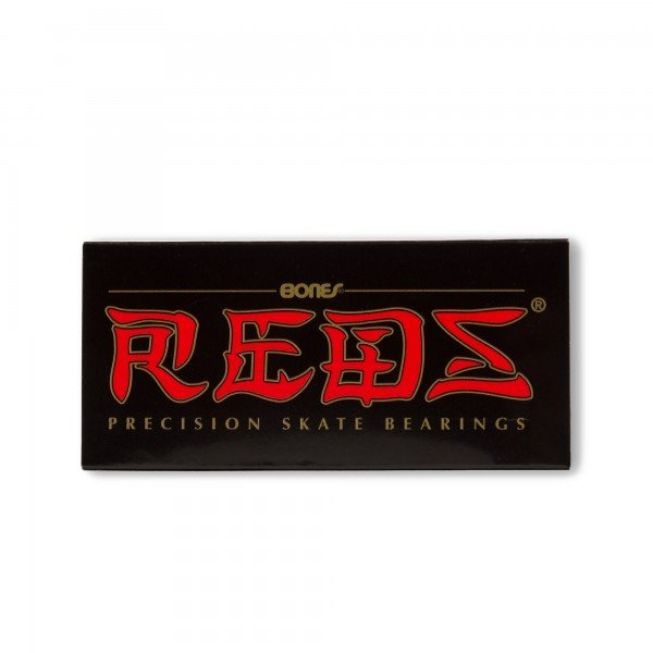 Bones Reds Skateboard Bearings 8-Pack