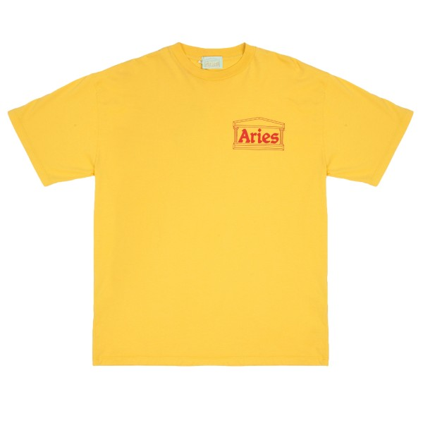 Aries Logo T-Shirt (Yellow/Red)
