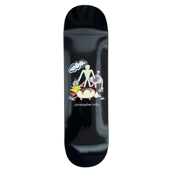 """Frog Skateboards Chris Milic Skateboard Deck 8.5"""""""