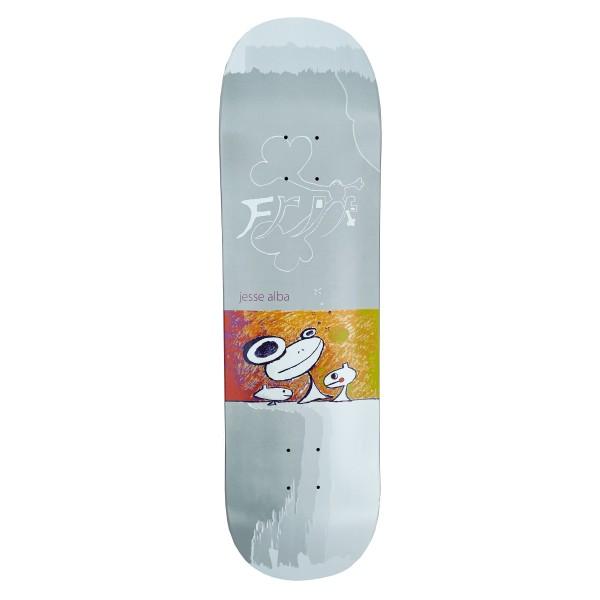 "Frog Skateboards Jesse Alba Skateboard Deck 8.6"""