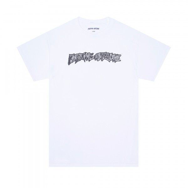 Fucking Awesome Acupuncture T-Shirt (White)