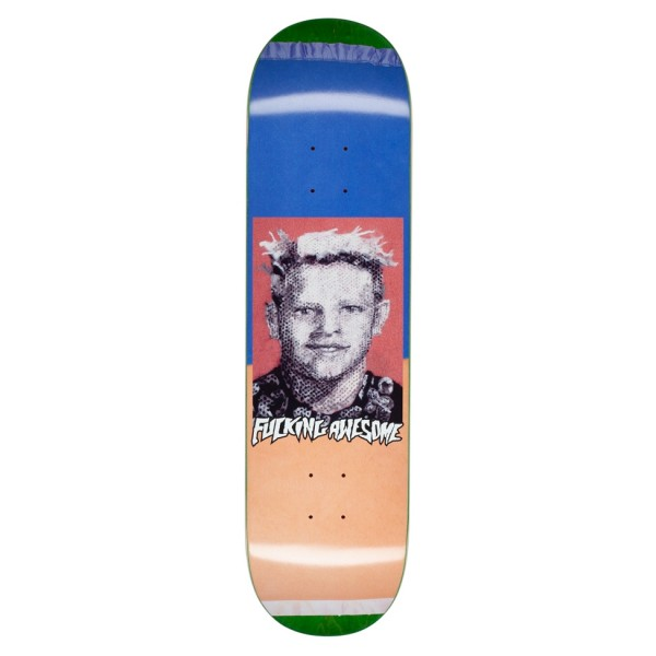 Fucking Awesome Ave Felt Class Photo Skateboard Deck 8.38""
