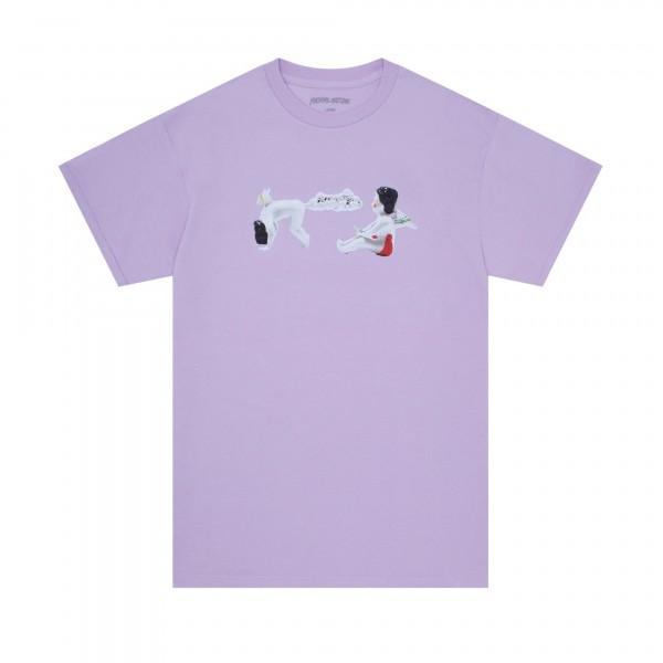 Fucking Awesome Cherub Fart T-Shirt (Orchid)