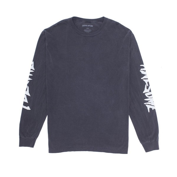 Fucking Awesome Collage Long Sleeve T-Shirt (Pepper)