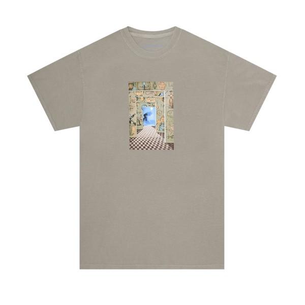 Fucking Awesome Dream Tunnel T-Shirt (Khaki)