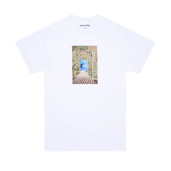 Fucking Awesome Dream Tunnel T-Shirt (White)