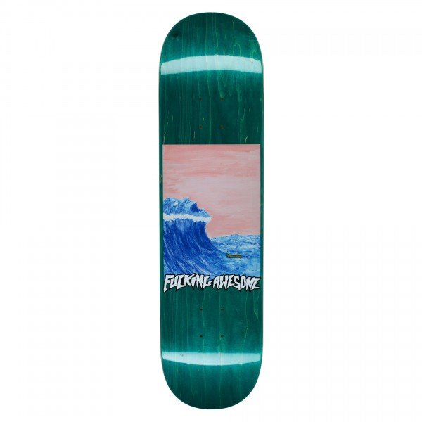 """Fucking Awesome Embracement Skateboard Deck 8.0"""""""